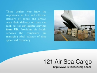 Air Transport Services UK