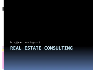 Janez Group - Commercial Real Estate Advisor