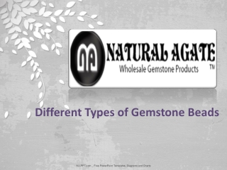 Different Types of Gemstone Beads