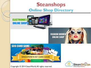 Best Online Shopping Sites Singapore for your Business