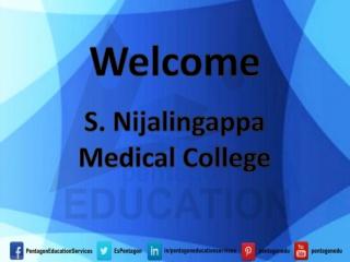 S. Nijalingappa Medical College