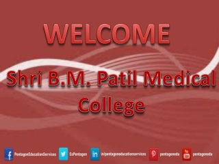 Shri. B. M. Patil Medical College