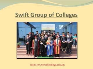 Best College in Chandigarh   Swift College