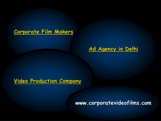 Fantastic Video Production Company
