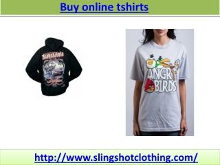 Buy online tshirts