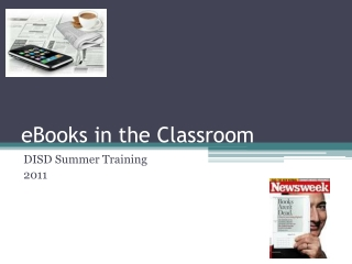 eBooks in the Classroom