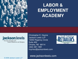 LABOR & EMPLOYMENT ACADEMY