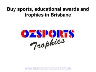 Trophies for School and College Students