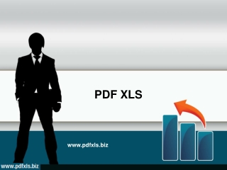 PDF XLS