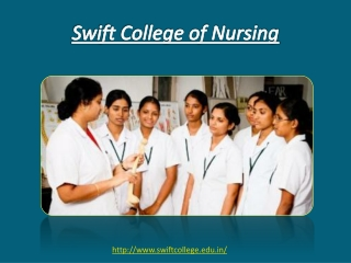Best Nursing College in Punjab | Swift college