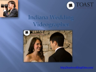 Affordable Indiana Wedding Videographer