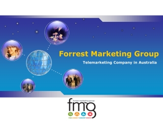 FMG - Telemarketing Company in Australia