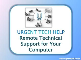 Urgentechelp Computer Repair
