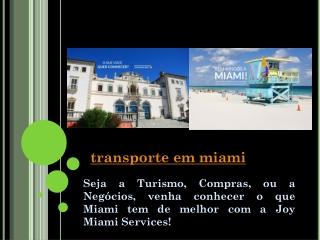 Miami turismo