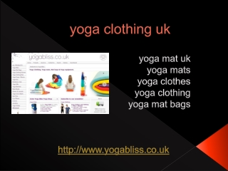 yoga clothing uk, yoga mat uk,