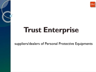 Trust Enterprise pvt. Ltd