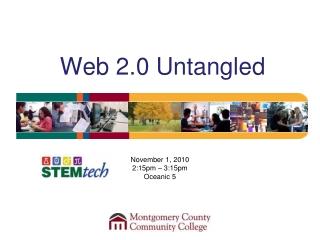 Web 2.0 Untangled