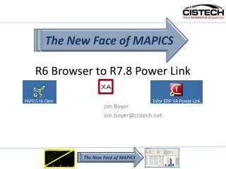 R6 Browser to R7.8 Power Link
