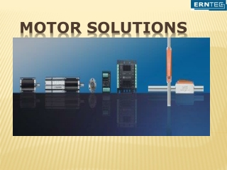 Best Motor Solutions in Australia
