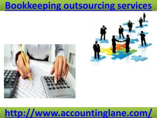 Account outsourcing