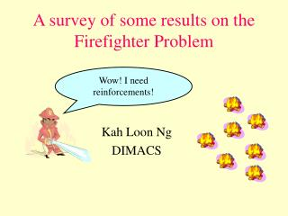 A survey of some results on the Firefighter Problem