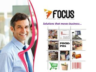 Solutions that moves business...