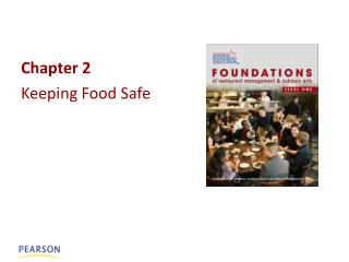 Chapter 2 Keeping Food Safe