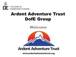 Ardent Adventure Trust DofE Group