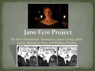 Jane Eyre Project