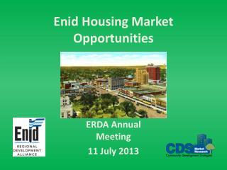Enid Housing Market Opportunities