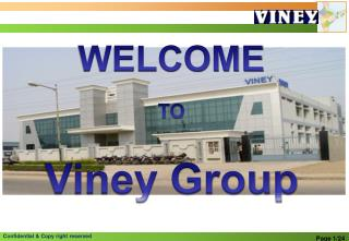 WELCOME TO Viney Group