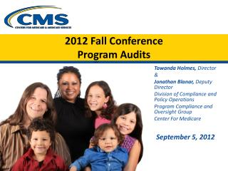 2012 Fall Conference Program Audits
