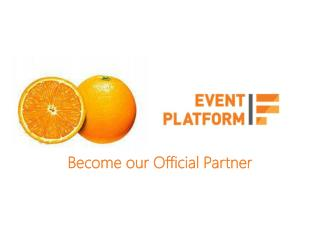 Become our Official Partner