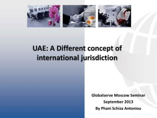 UAE: A Different concept of international jurisdiction