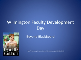 Wilmington Faculty Development Day