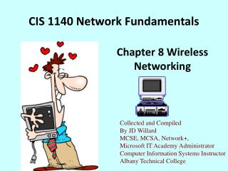 Chapter 8 Wireless Networking
