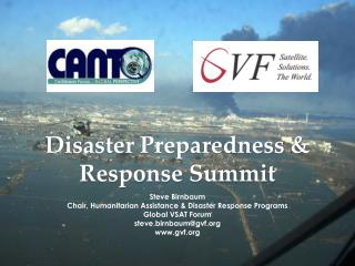 Disaster Preparedness & Response Summit