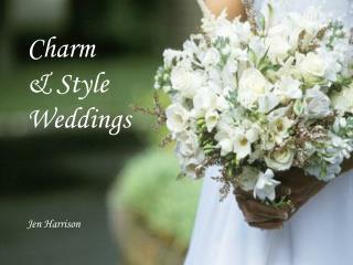 Charm & Style Weddings