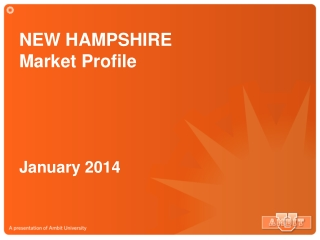 NEW HAMPSHIRE Market Profile