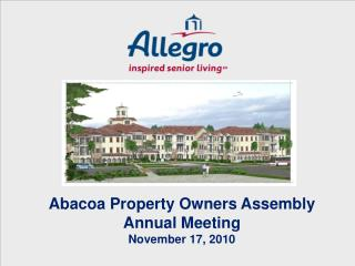 Property Owners Assembly