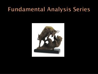 Fundamental Analysis Series