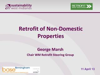 Retrofit of Non-Domestic Properties
