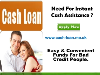 Cash Loans- Get Instant Cash Help For Sudden Cash Expenses
