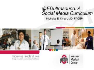 @ EDultrasound : A Social Media Curriculum