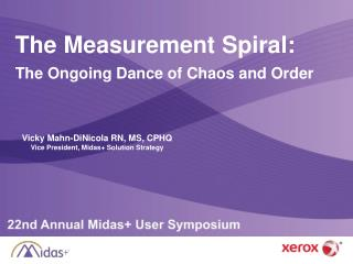 The Measurement Spiral :