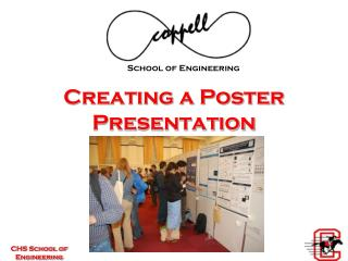 Creating a Poster Presentation