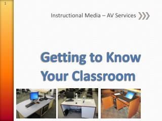 Getting to Know Your Classroom