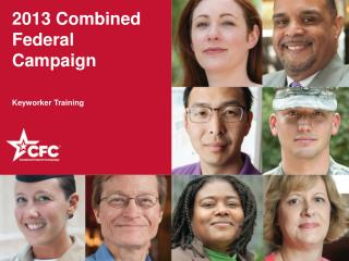 2013 Combined Federal Campaign