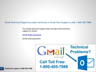Gmail Technical Support 1-800-405-7988