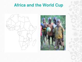 Africa and the World Cup